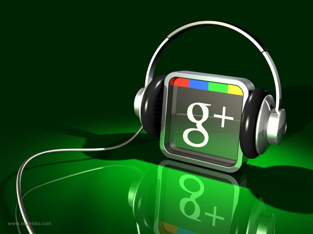 Using Google Plus to Promote Music