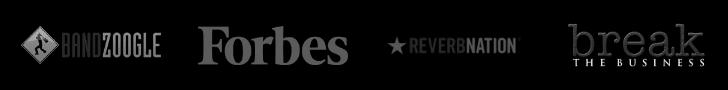 Credibility logos black