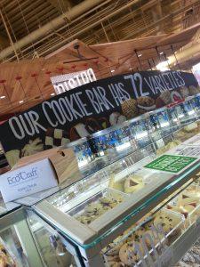 SXSW Social Whole Foods Cookie Bar Austin