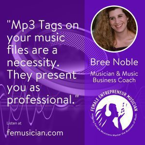 how to create mp3 tags