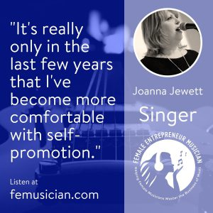 famous women in music comfortable with self promotion