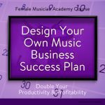 Design Your Own Music Business Success Plan Logo