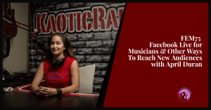 facebook live for musicians and other ways to reach new audiences