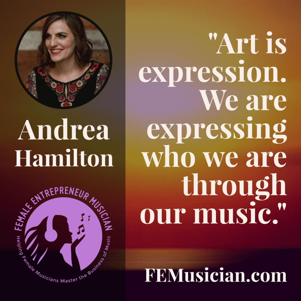self expression through music, music with a message, self expression