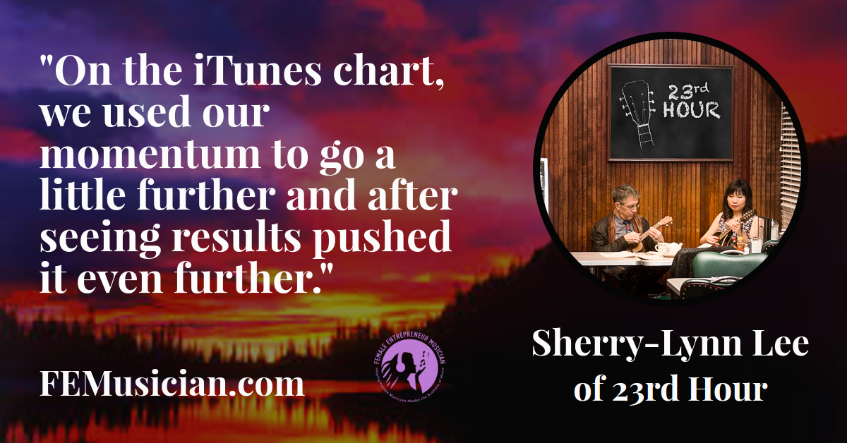FEM88: Climbing the iTunes Album Chart with the Help of
