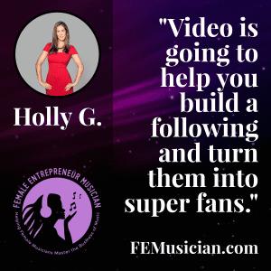 music video marketing