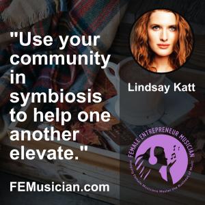 community of musicians
