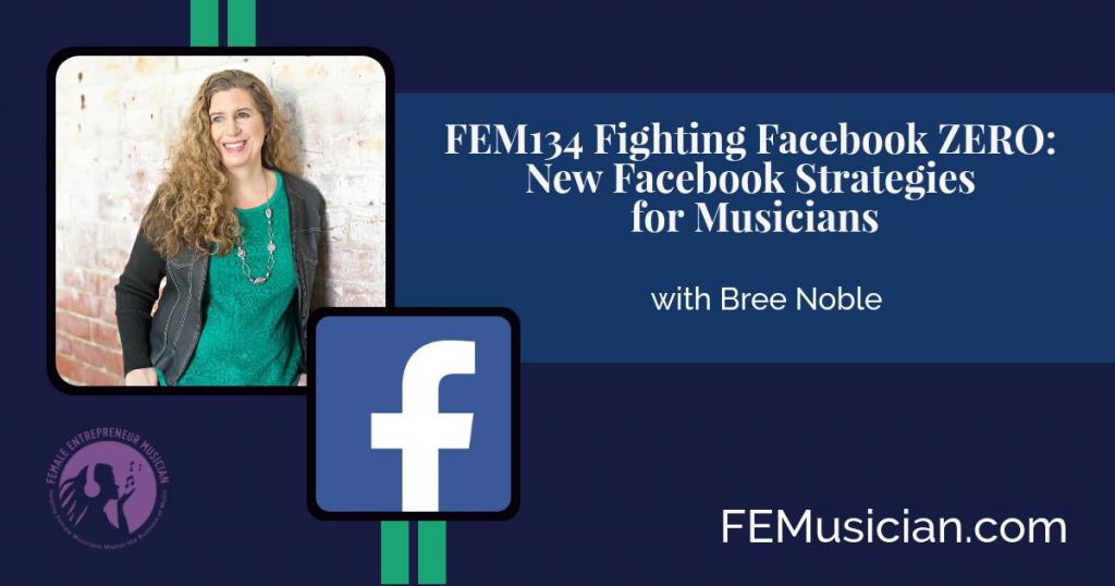 Facebook strategies for musicians
