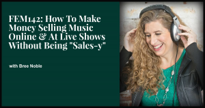 how to make money selling music online