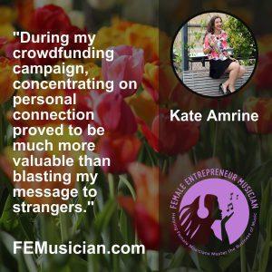 music crowdfunding