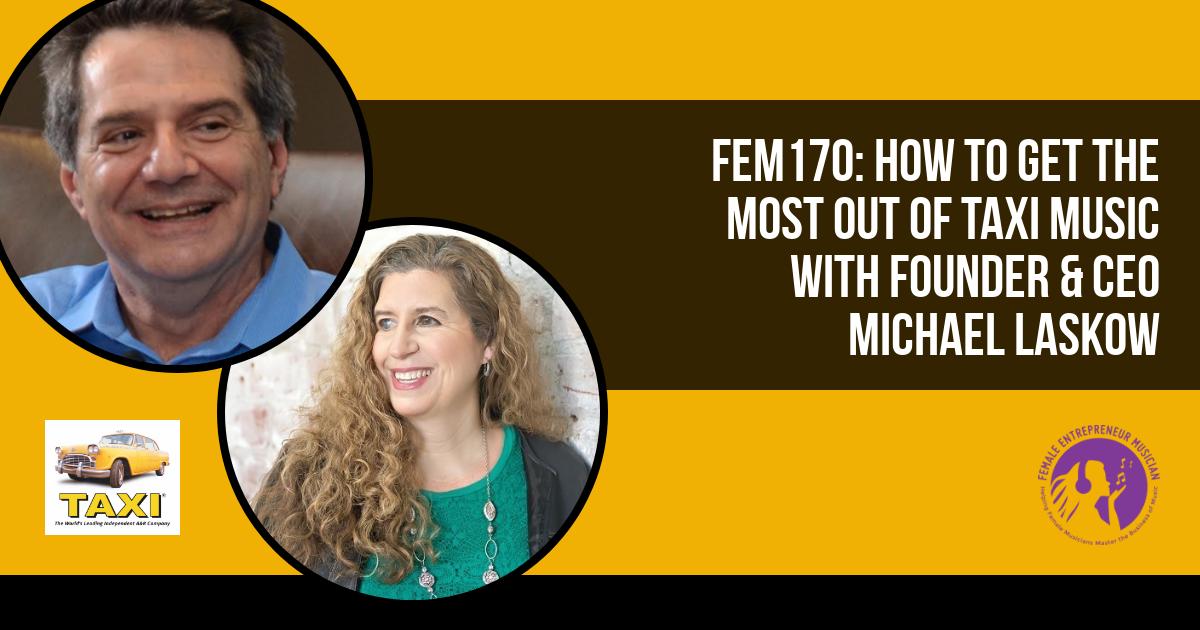 Podcast Episodes - Female Entrepreneur Musician
