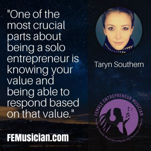 FEM176 YouTube Music Promotion & Recording Using Artificial