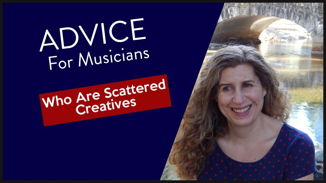 advice for musicians
