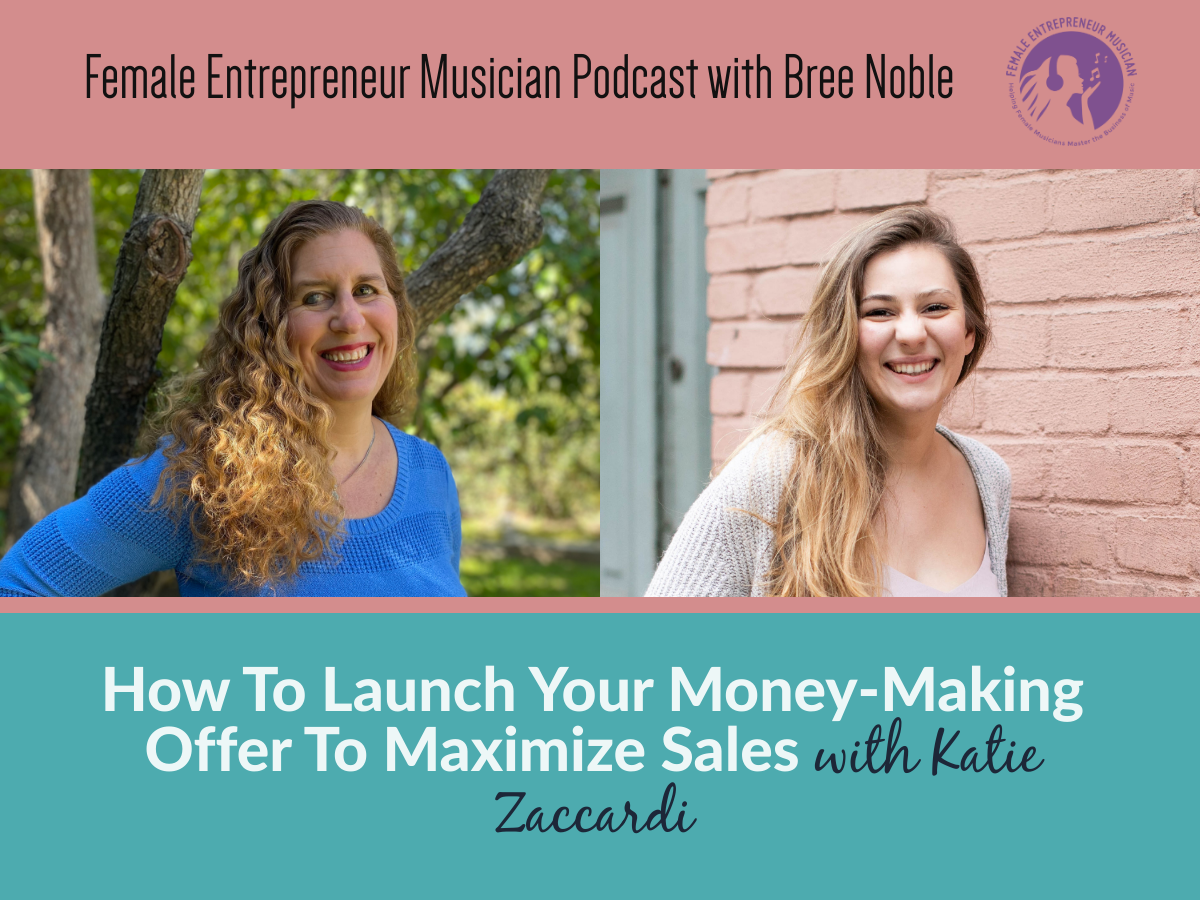 launch your money-making offer