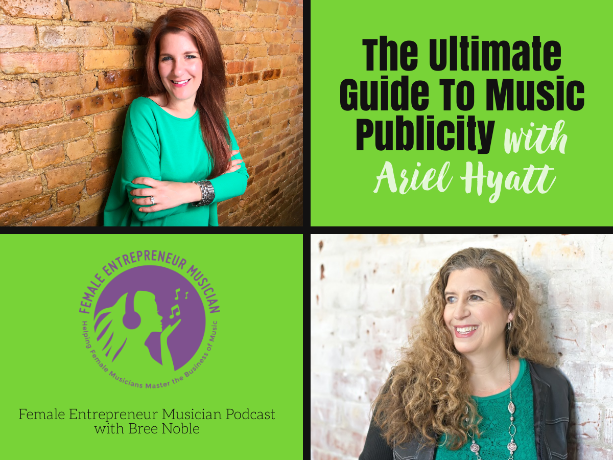 ultimate guide to music publicity