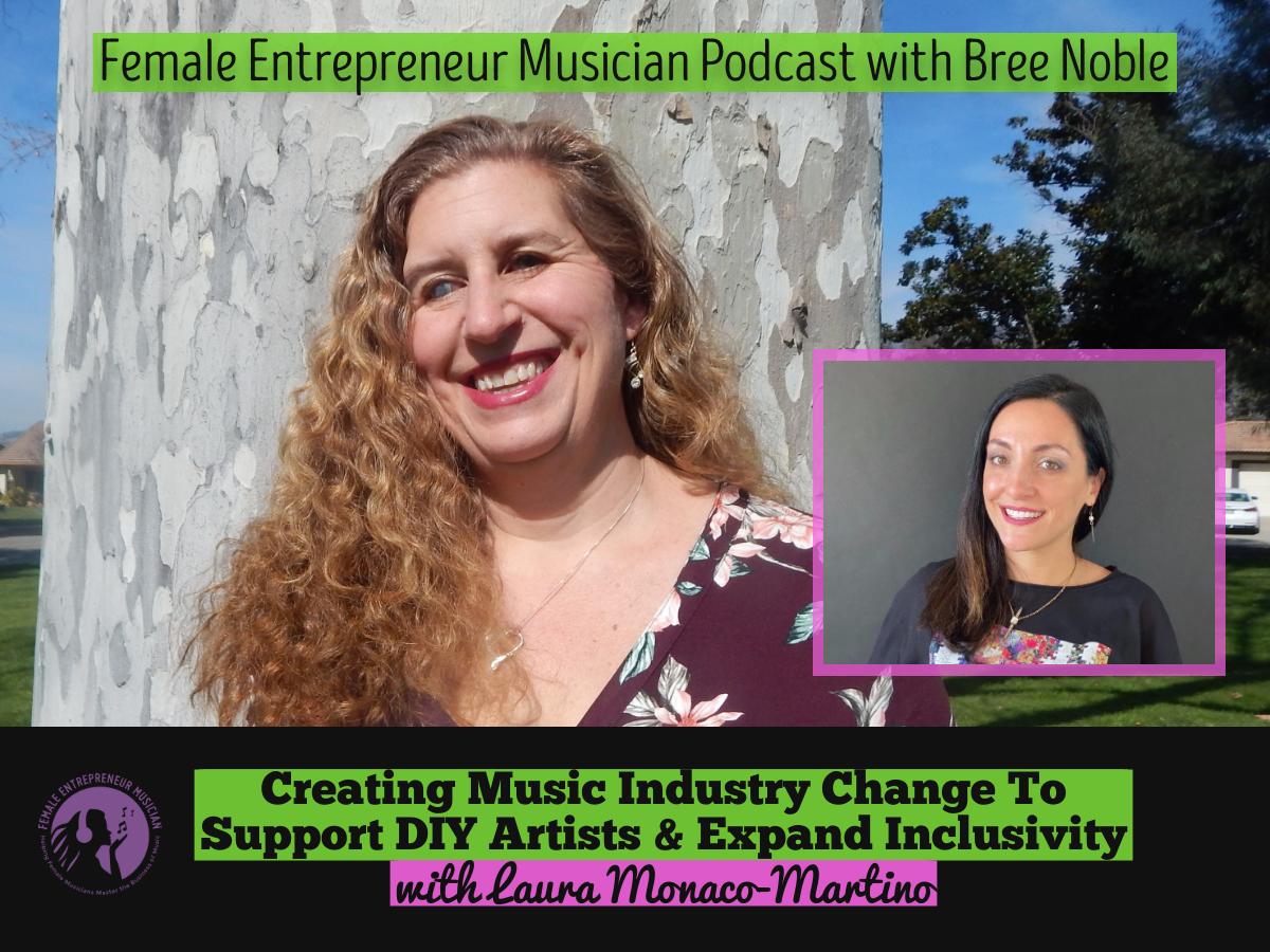 creating music industry change