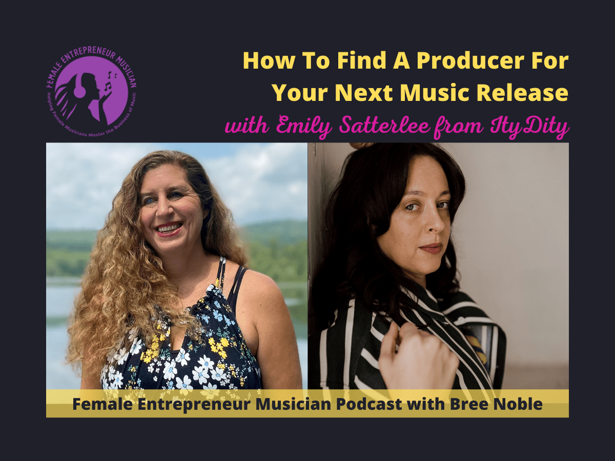 How To Find A Producer For Your Next Music Release